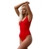 Supreme Lowback One Piece Crimson