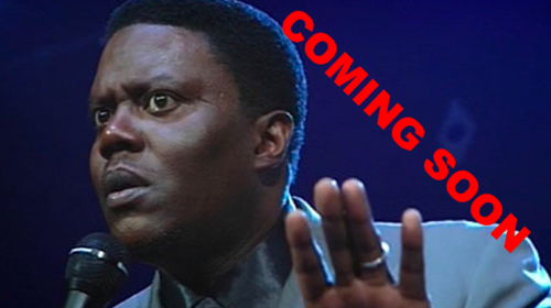 Bernie Mac Are You Scared?