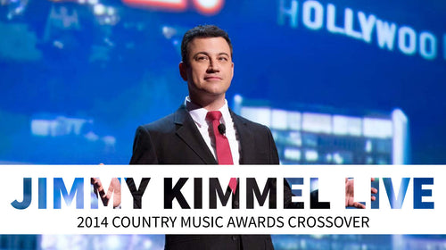 Jimmy Kimmel LIVE: 2014 Country Music Awards Crossover