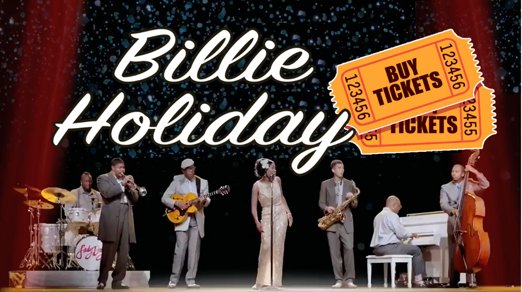 Billie Holiday Alive  - Hologram Experience