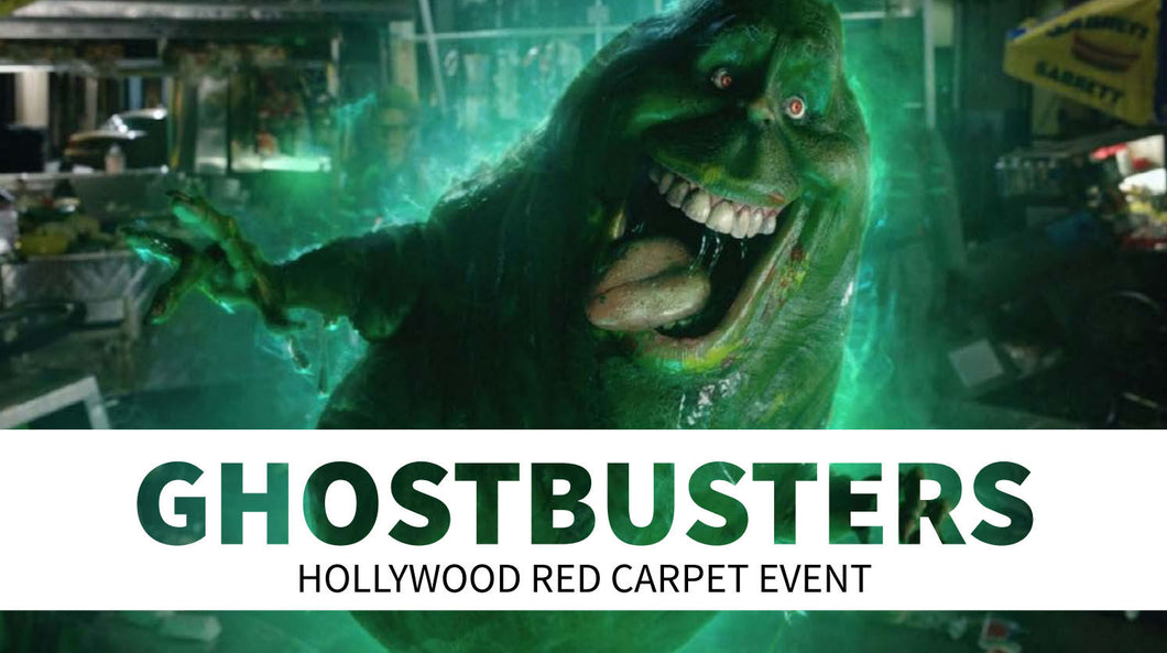 Ghostbusters HOLLYWOOD RED CARPET EVENT