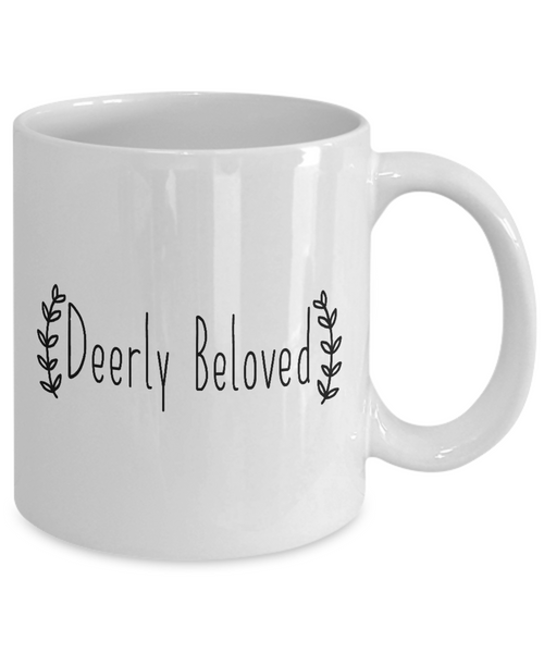 Deerly Beloved Mug