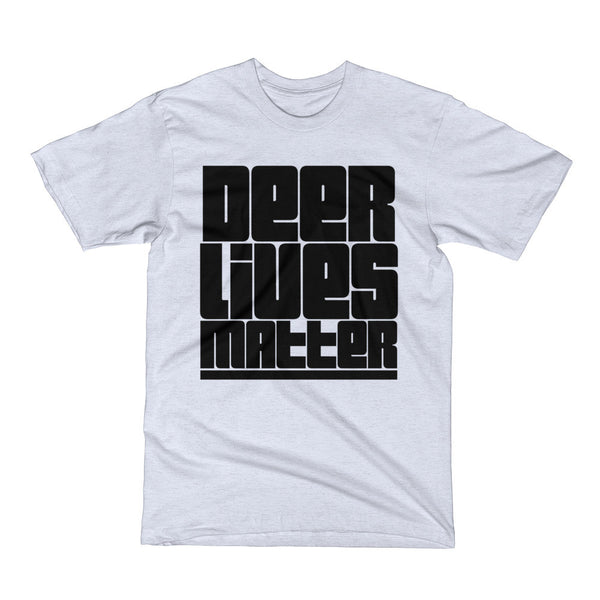 Deer Lives Matter - Unisex Short Sleeve T-Shirt