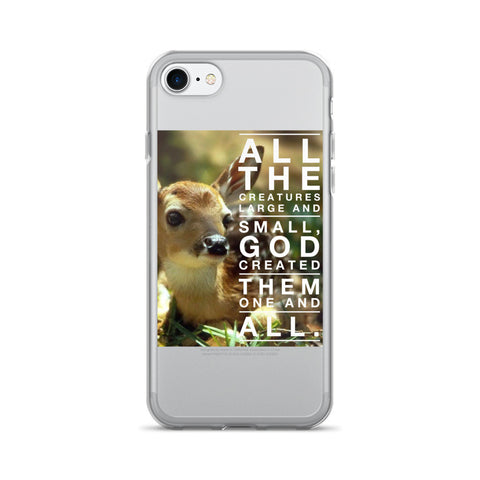 All The Creatures - iPhone 7/7 Plus Case