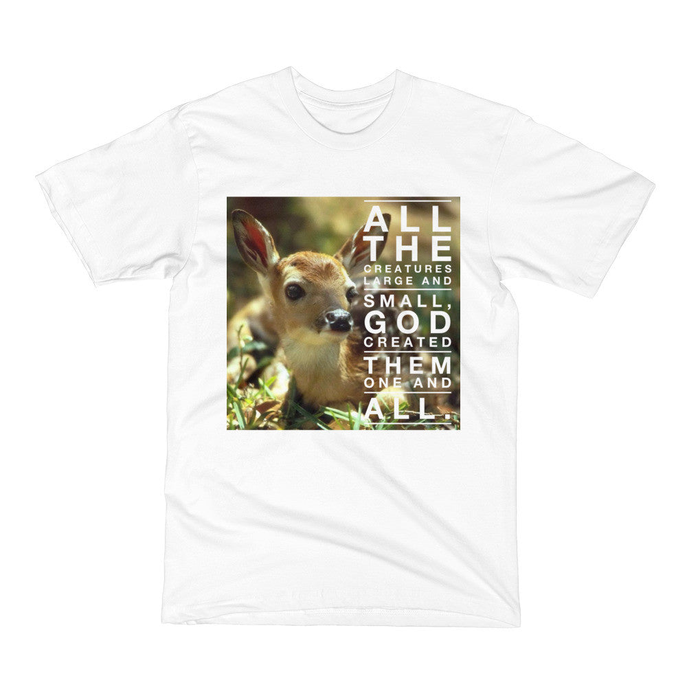 All The Creatures - Men's Short Sleeve T-Shirt