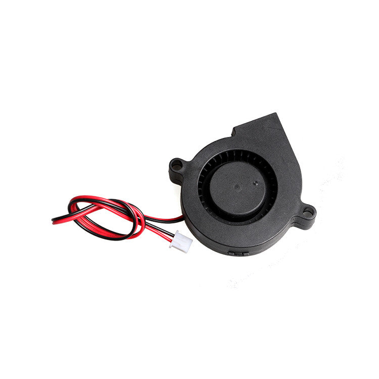5015 12V 50mm x 15 mm Radial Blower Part Cooling Fan (squirrel cage) Upgrade for CR-10 with V6 nor other hotend