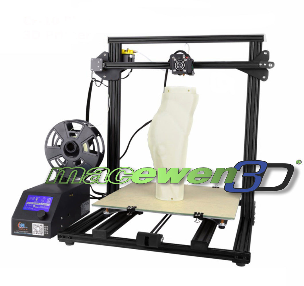 CR-10-S4 3D Larger 3D Printer in Black -  Use Promo Code S4NOW and save additional $60