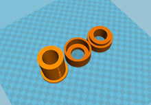 MacEwen3D Printable Spool Bushing - Two versions