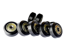CR-10 Replacement Roller Guide Wheels with bearings (Includes One complete wheel per item)