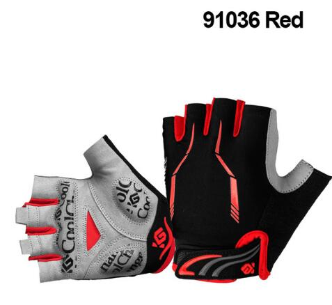 CoolChange Cycling Gloves Half Finger Summer Sports Shockproof Bike GEL MTB Bicycle  Guantes Ciclismo