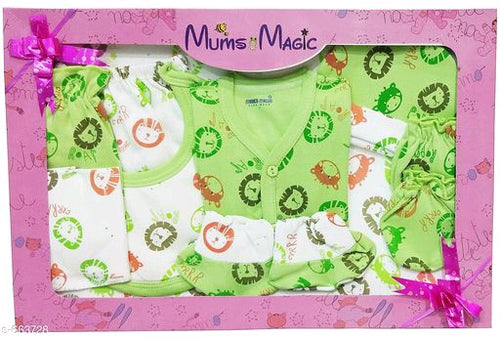 Infant Baby Cotton Hosiery Clothing Set