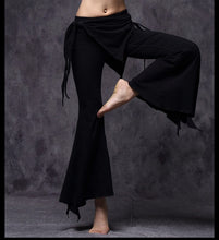 Women's Tribal Belly Dancing Yoga Flare Pants