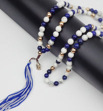 108 mala necklace Natural stone with Buddha head tassel long necklace yoga boho Jewelry 8mm bead