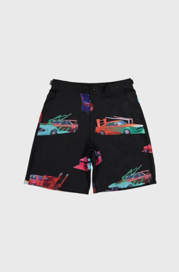 Speed Rayon Shorts