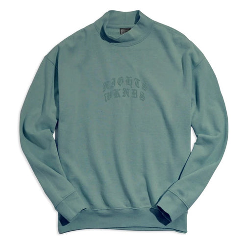 NW Mock Neck Fleece