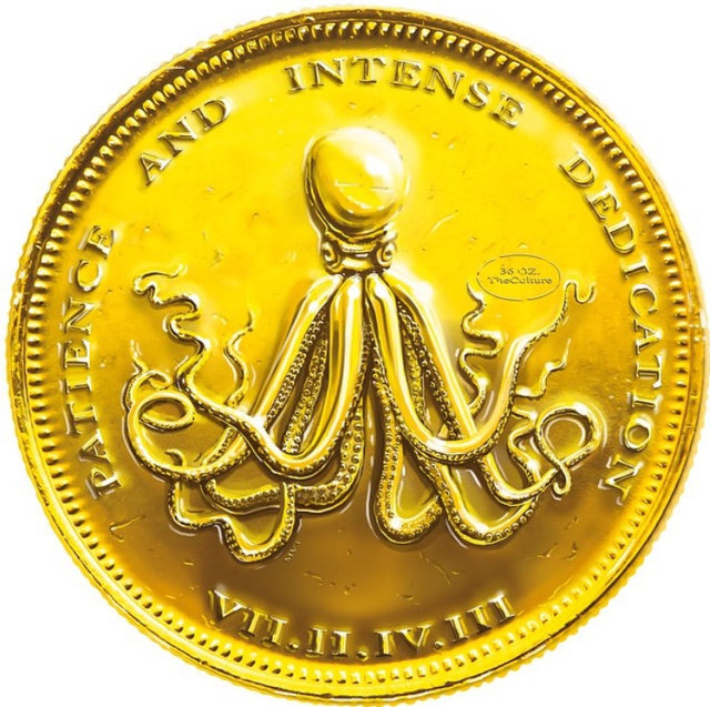 Octopus coin dope