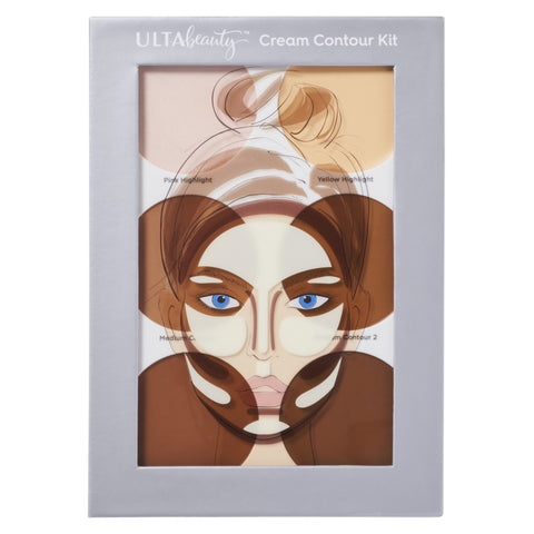 Ulta Beauty Cream Contour Kit