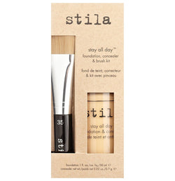Stila Stay All Day Foundation, Concealer, & Brush Kit