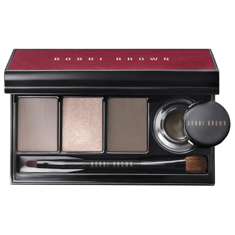 Bobbi Brown Satin & Caviar Shadow & Long-Wear Gel Eyeliner Palette