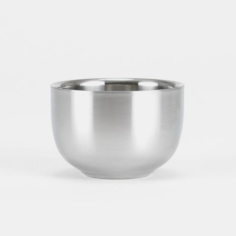 Crux Supply Co Stainless Steel Shaving Bowl
