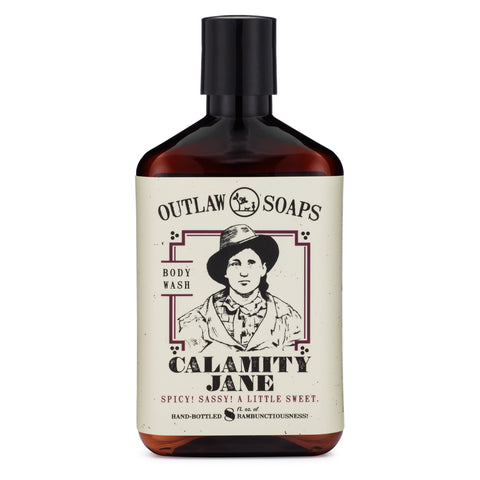 Outlaw Soaps Calamity Jane Body Wash