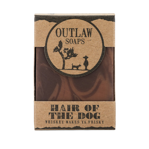Outlaw Soaps Hair Of The Dog Bar Soap