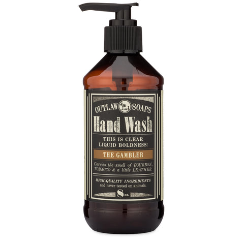 Outlaw Soaps The Gambler Natural Hand Wash