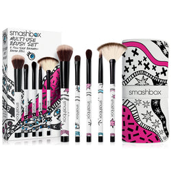 Smashbox Drawn In Decked Out Brush Set