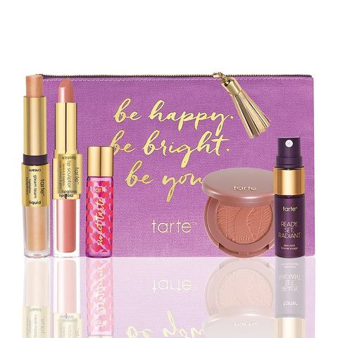 Tarte Be Happy Be Bright Be You Discovery Set
