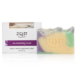 Taylor Street Soap Co Artisanal Soap Blackberry Sage
