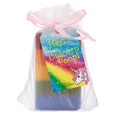 Outlaw Soaps Unicorn Poop Bar Soap