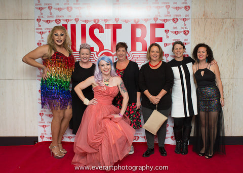 The Just Be Revolution Launch Event The Uprising. Photo by Everart Photography