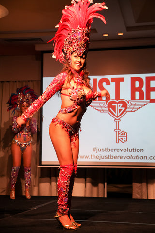 The Just Be Revolution Launch Event The Uprising. Photo by Belle Photography