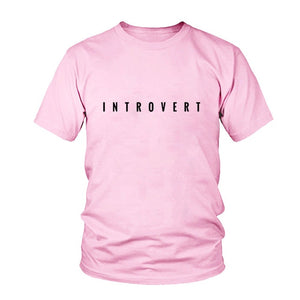 Introvert Graphic Tee