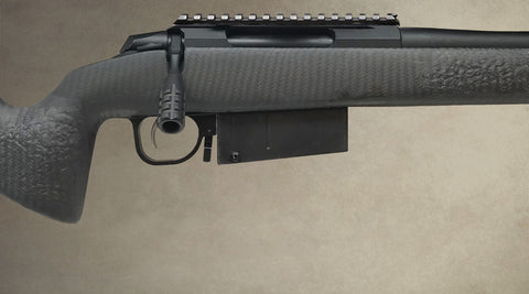 RedSnake Tactical Tikka T3 nEXTgen Bottom Metal for TRG Magazine