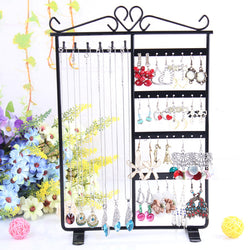 Stainless Steel Multi-Functional Jewelry Organizer - Bella Artisan Jewelry