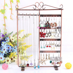 Stainless Steel Multi-Functional Jewelry Holder - Bella Artisan Jewelry