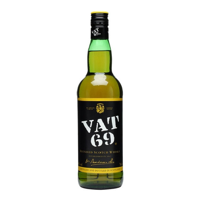 Vat 69  1L whiskey