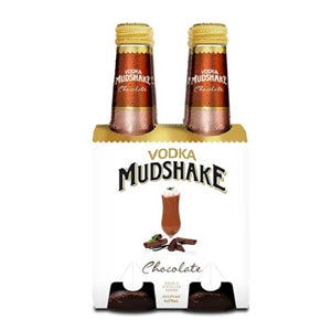 MUDSHAKE CHOCOLATE 4PK BTLS 275ML