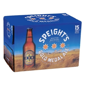 Speight's Gold Ale 330ml 15pk