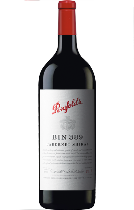 Penfolds Bin 389 Cabernet shiraz ( 1box=6 Bottles)