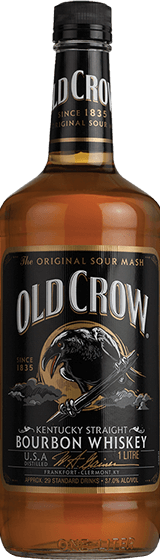 Old Crow Bourbon (1000ml) whiskey