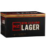 NZ Lager 12 Pack Cans 440ml
