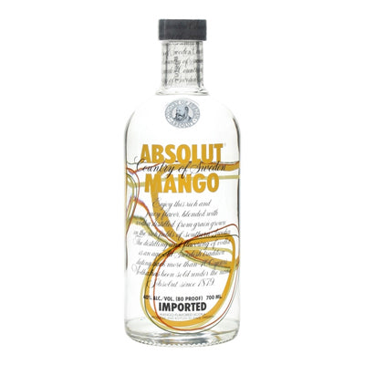Absolut Mango 700ml Vodka