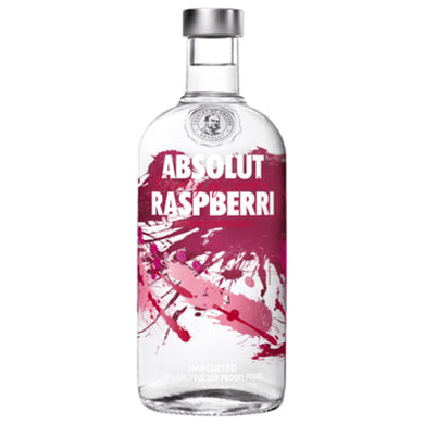 Absolut Raspberry 700ml Vodka