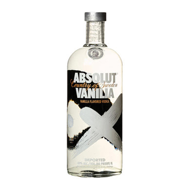 Absolut Vanilla 700ml Vodka
