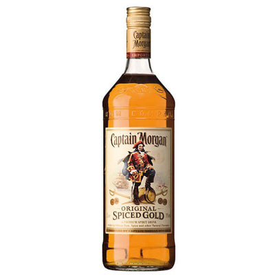 Captain Morgan Gold 1L Rum