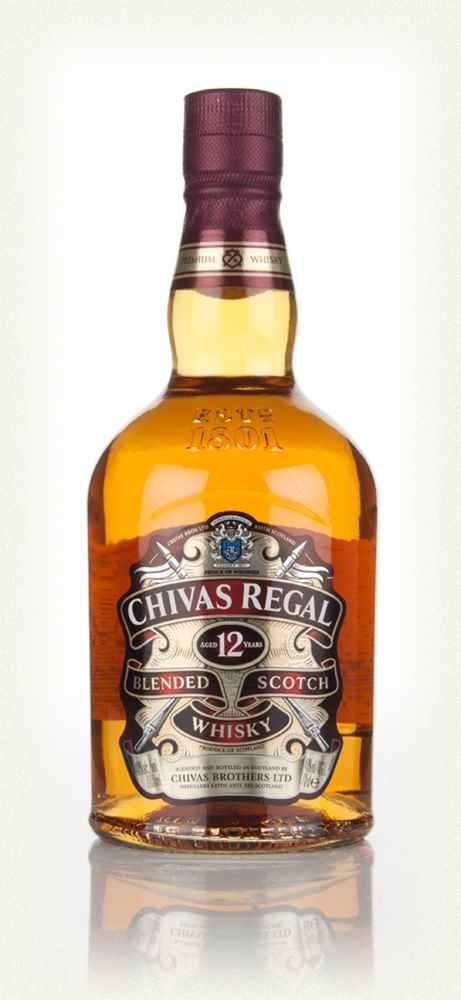 Chivas Regal 12 Year Old (70cl, 40%)