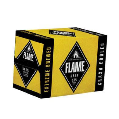 Flame 330ml 15pk bottles