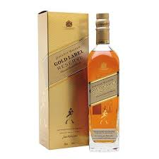Johnnie walker Gold label Rerserve  700ml whiskey